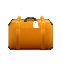 Baggage vector image