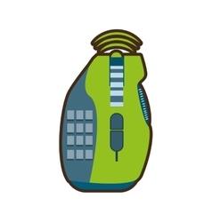 Cartoon device technology object element vector