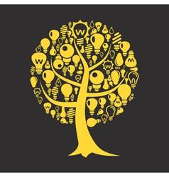 Tree a bulb vector
