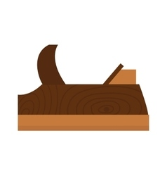 Jointer flat vector image