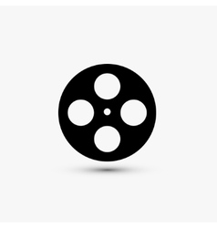 Black web icon on white background eps10 vector