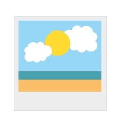 Picture file jpg isolated icon vector