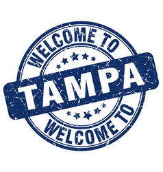 Welcome to tampa vector