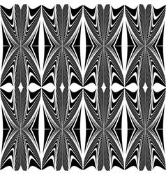 Design seamless geometric decorative pattern vector image