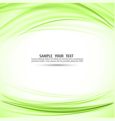 abstract green backgroundsilkfashionenterprise vector image vector image