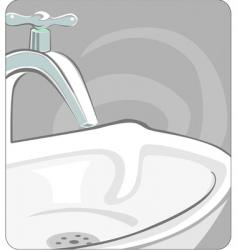 sanitary ware vector image
