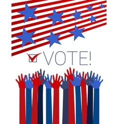 Vote conceptual vector