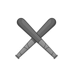 Bits icon black monochrome style vector