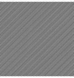 Black white diagonal seamless pattern vector
