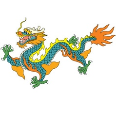 Dragon 3 vector