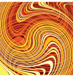Swirl Lines Background vector image