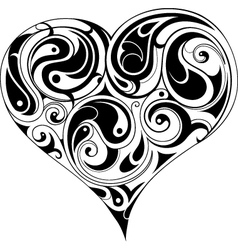 tattoo ink background vector image