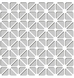 Simple geometric seamless pattern from triangles vector