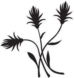Flower bouqet vector