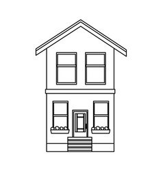 house of home icon image vector image