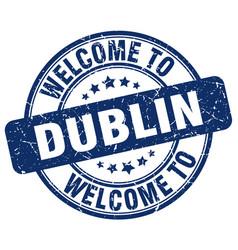 Welcome to dublin vector