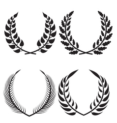 Wreath pack vector
