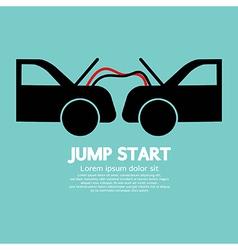 Jump start vector