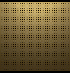Brown pegboard background vector image vector image