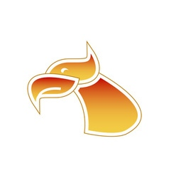 Firebird-head-380x400 vector
