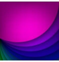 Arc modern background for poster book vector