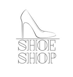 Shoe Shop vector image vector image