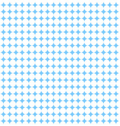 simple blue pattern abstract background vector image vector image