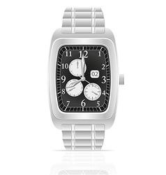 wristwatch 06 vector image