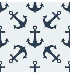 Nautical Anchor vector image vector image