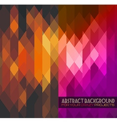 Sophisticated hipster abstract grunge background vector