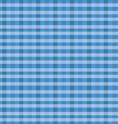 Kitchen towel texture on blue vector