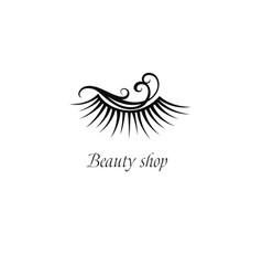 beauty salon background vector image