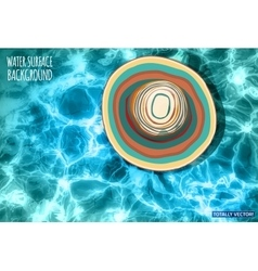 09 Water surface background WORK vector image vector image
