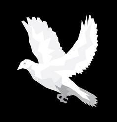 Dove holy spirit vector