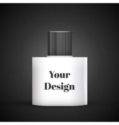 Cosmetic Parfume Deodorant Freshener Or Medical vector image vector image