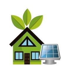 think green design vector image