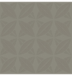 Abstract embossed seamless pattern texture vector image vector image