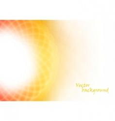 bright orange background vector illustration vector image vector image