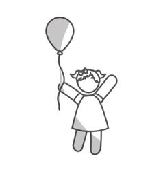 Girl icon design vector