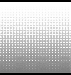 Square halftone background vector