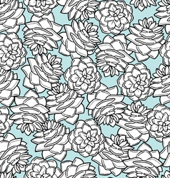 Pinecone pattern vector