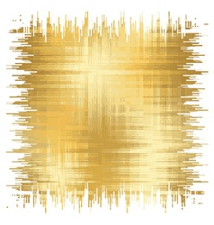 golden background square 2 vector image vector image