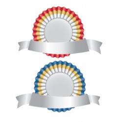 Ribbon illustration vector