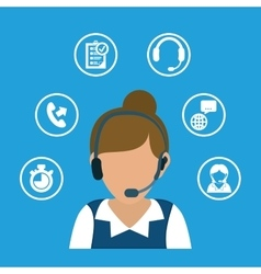 Online support and operator design vector