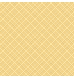 Wafer background vector