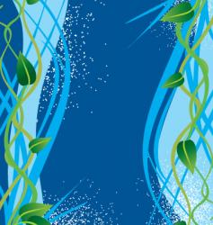background blast vector image vector image