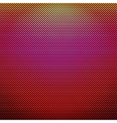Abstract red mosaic background vector