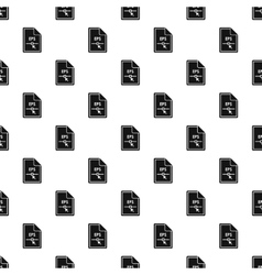 EPS file pattern simple style vector image