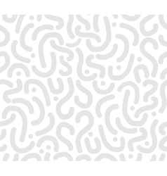 Abstract pattern seamless for your design vector image vector image