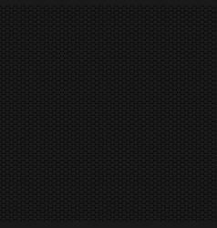 black leather background vector image